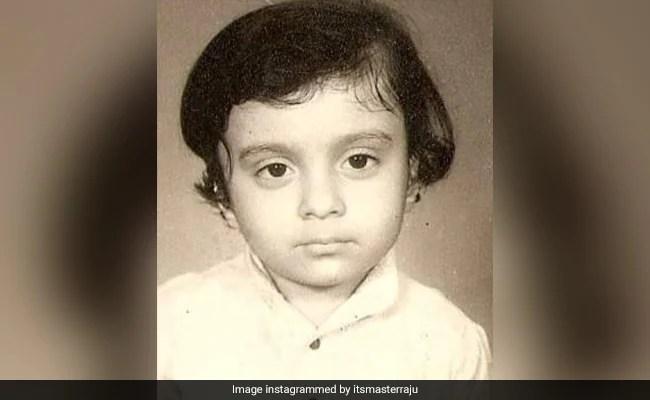 Remember child star master Raju?  It looks like now