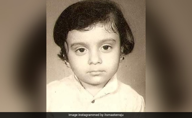 Remember Child Star Master Raju? What He Looks Like Now
