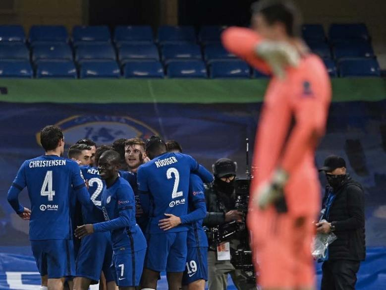 Chelsea vs Real Madrid: Chelsea Dominate to set Real Madrid All-English Champions League final