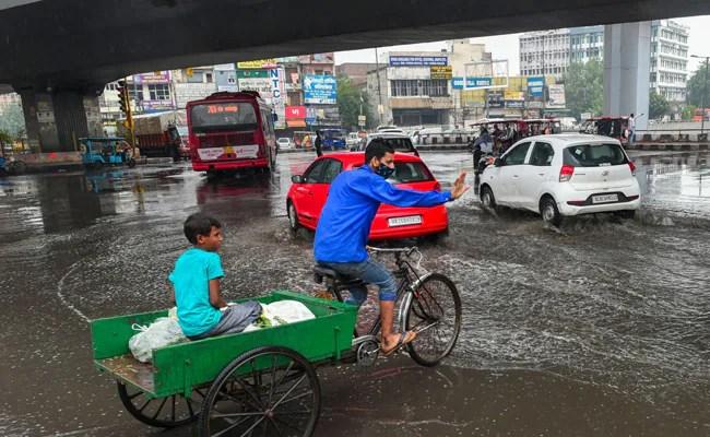 मई के लिए दिल्ली का अधिकतम तापमान 1951 के बाद से सबसे कम हो गया