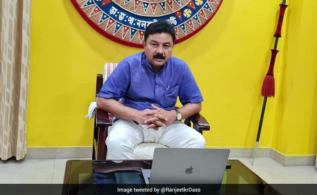 """""""Assam BJP, Allies Will Win 83 Seats"""": State Party Chief Ahead Of Results 