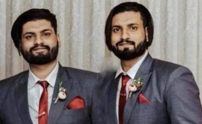 Meerut Twins, 24, Caught Covid Day After Birthday, Died Hours Apart