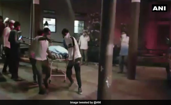 At Least 12 Covid Patients Killed In Fire At Gujarat Hospital