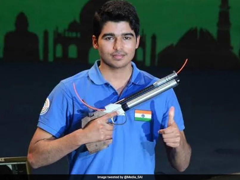 ISSF World Cup: Saurabh Chaudhary Clinches Bronze Medal In Mens 10m Air Pistol