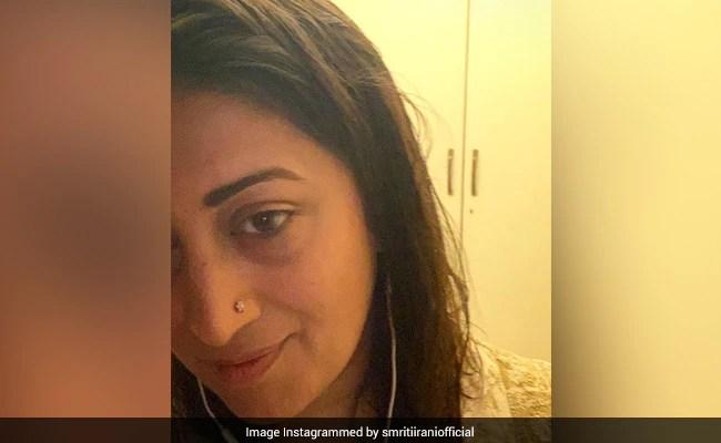 On Smriti Irani's Viral Selfie, Friend Ekta Kapoor Comments: 'Thin'
