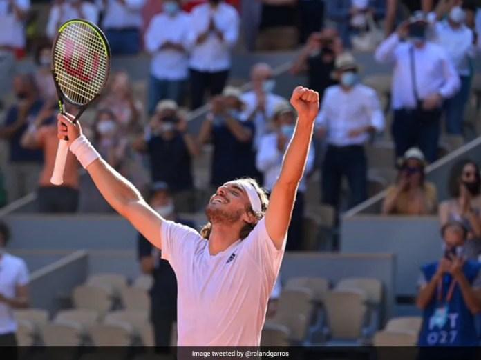 French Open: Stefanos Tsitsipas Beats Alexander Zverev In 5-Set Thriller To Reach Final | Tennis News -India News Cart
