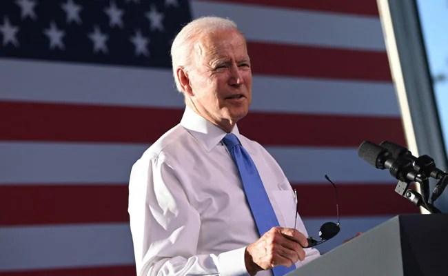 Joe Biden Meets Jordan's King Abdullah To Discuss Middle East Issues