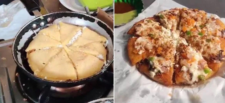 यह स्ट्रीट-स्टाइल मूंग दाल पिज्जा पनीर के साथ हिट हो रहा है – इसे अभी तक आजमाया है?