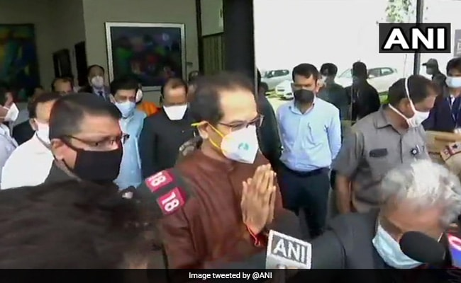 Uddhav Thackeray In Delhi For Face-Time With PM