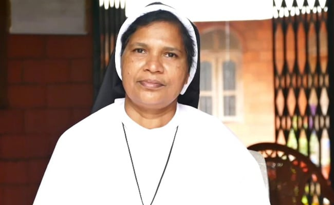 'Did I Violate Rule Of Love?': Dismissed Catholic Nun Sister Lucy To NDTV