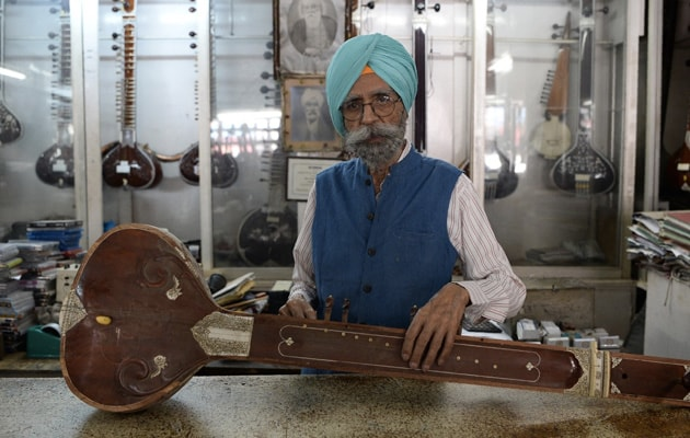 The Indian Who Took The Beatles Home For Tea