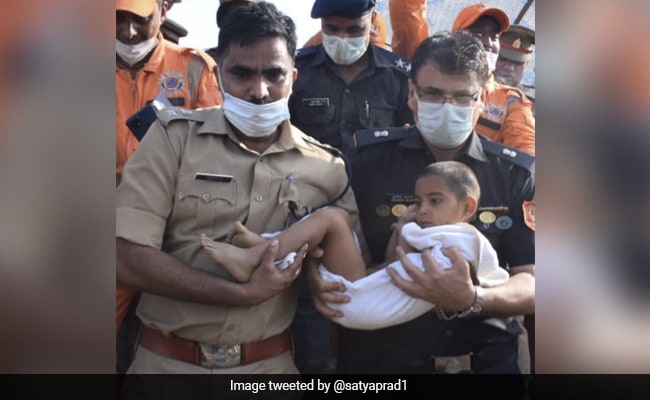 Strictly Regulate Open Borewells, Punish Guilty: NDRF To Authorities After Agra Rescue