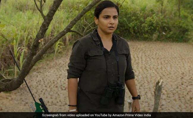 Sherni Trailer: Vidya Balan's Hide-And-Seek With Jungle Terror - A Tigress