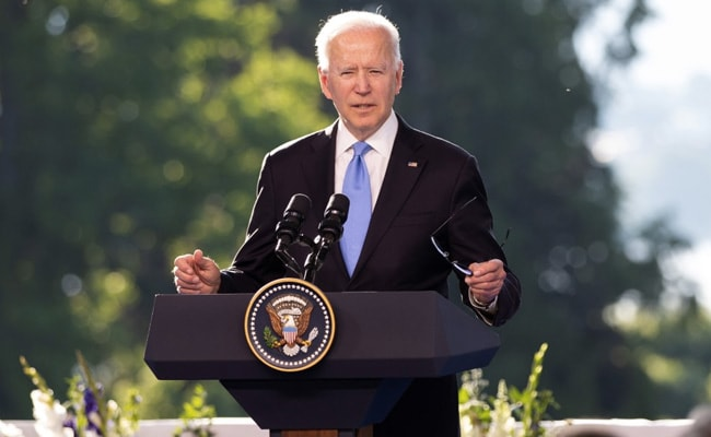 Joe Biden Goes To Church Day After Challenge From Bishops On Abortion