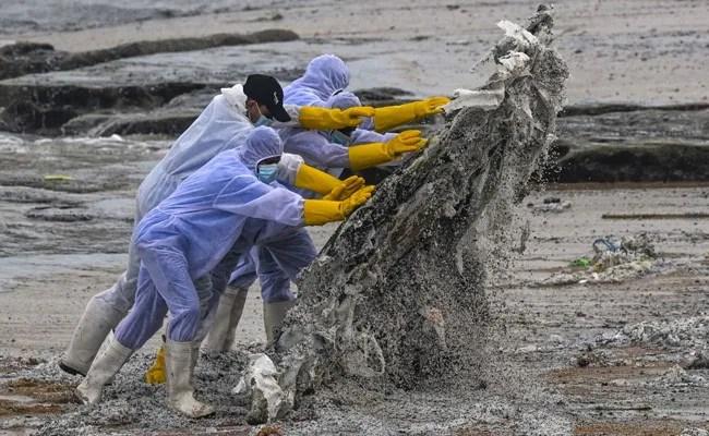 Sri Lanka Seeks Initial $40 Million In Damages Over Cargo Ship Fire