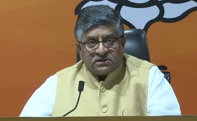 'Jumla, Links To Ration Mafia': Union Minister On Delhi Ration Scheme