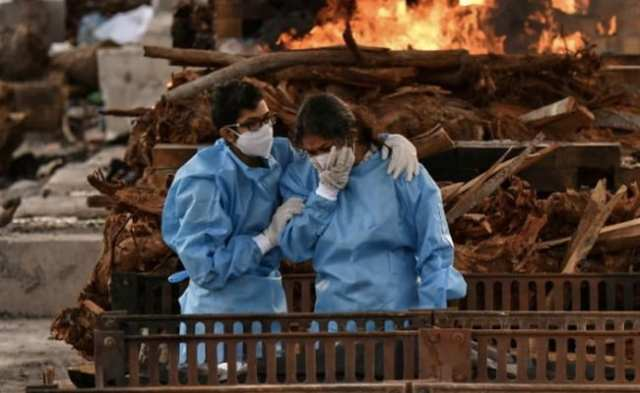 Over 4 Lakh COVID-19 Deaths In India, 853 In 24 Hours
