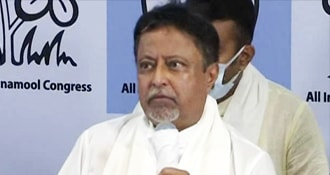 BJP May Go To Court For Trinamool's Mukul Roy's Disqualification As BJP MLA
