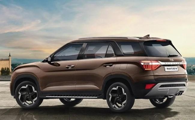नई Hyundai Alcazar 3-पंक्ति SUV को भारत में 18 जून, 2021 को लॉन्च किया जाना है