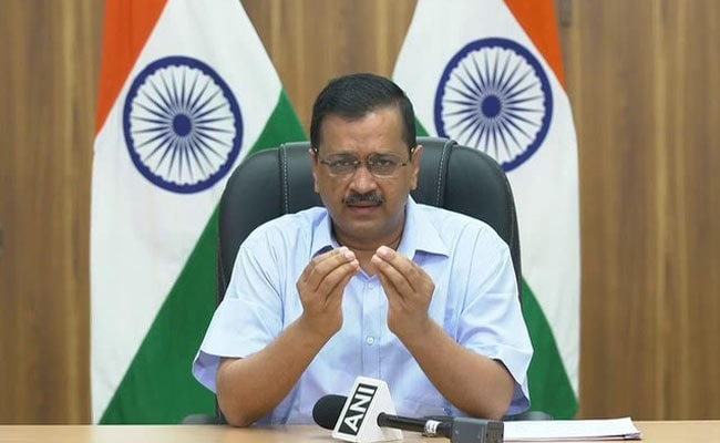 'If Pizza Can Be Delivered At Home, Why Not Ration': Arvind Kejriwal