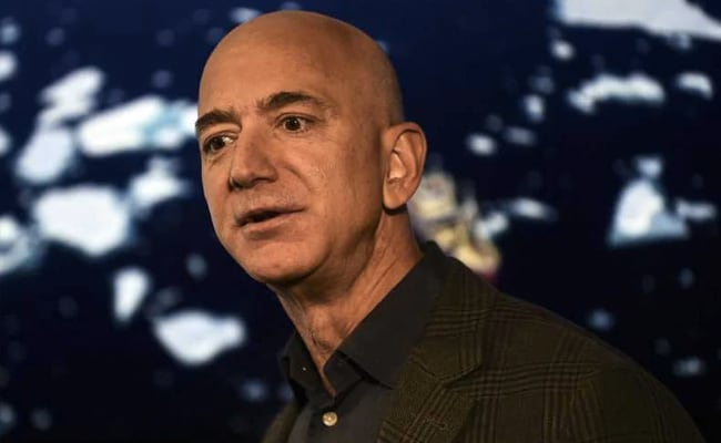 Jeff Bezos To Fly To Space With Brother Mark On July 20