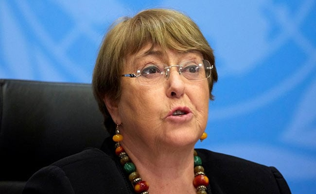 Myanmar Violence Creating 'Human Rights Catastrophe': UN Rights Chief