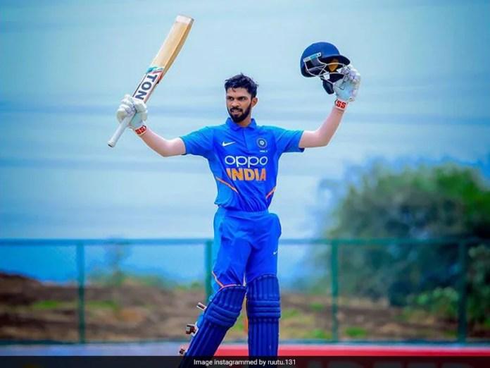 "Sri Lanka vs India: Ruturaj Gaikwad Feeling ""Pretty Emotional"" After Maiden India Call-Up |  Cricket News"