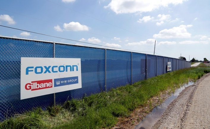 Foxconn aims to provide components or services to 10% of the world's EVs by 2025 to 2027
