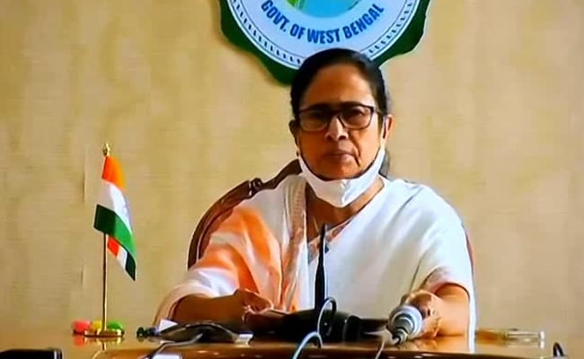 Mamata Banerjee Likely To Conduct Aerial Survey Of 6 Flood-Hit Areas In Bengal Today