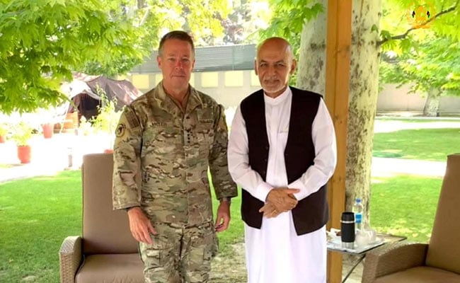 Top US General To Step Down From Command In Afghanistan In Symbolic End To War