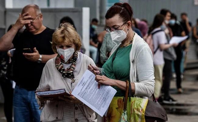Russia Reports Record Covid Cases, Deaths Amid Delta Surge