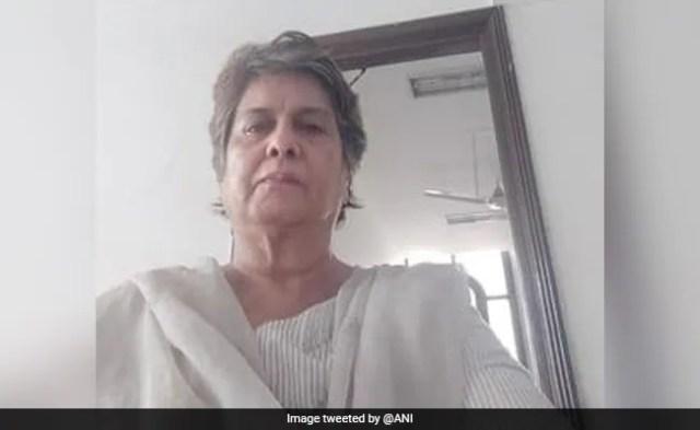 Ex-Union Minister PR Kumaramangalam's Wife Murdered At Delhi Home: Cops