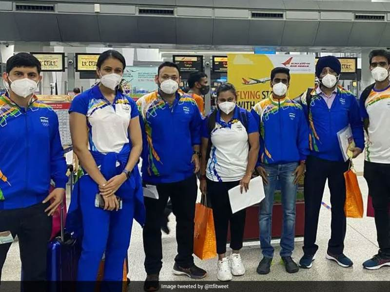 Tokyo Olympics: Indias Table-Tennis Contingent For Tokyo Olympics Best Ever, Says Sharath Kamal