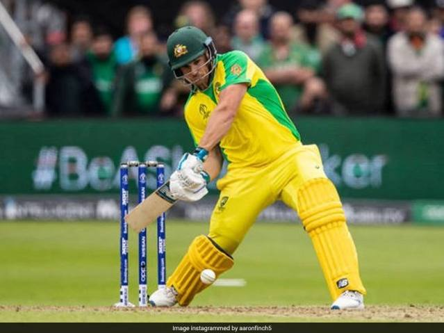 Australia Skipper Aaron Finch Ruled Out Of West Indies, Bangladesh Series