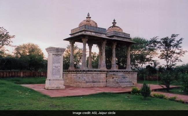 Plaques That Said Maharana Pratap's Forces Retreated From Battle Removed