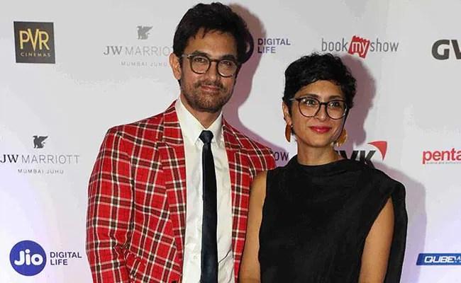 Aamir Khan And Kiran Rao To Divorce. Read Full Statement