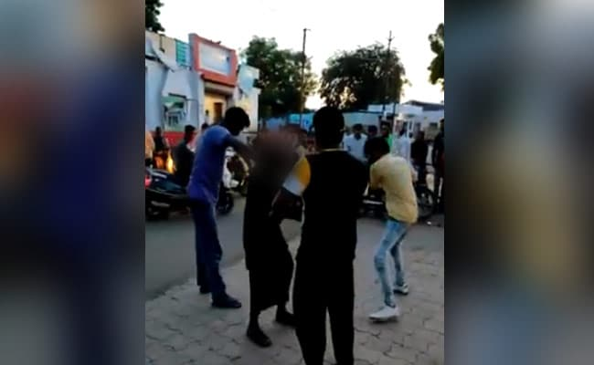 Mentally-Challenged Man Thrashed In Shocking Video, Cops Promise Action