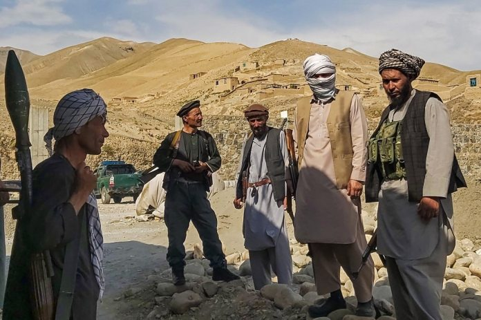 Taliban Claims It Has Captured Afghanistan's Key Border Crossing With Iran