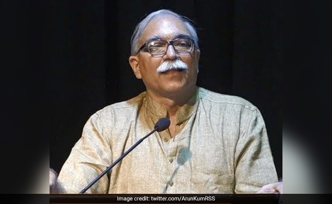 RSS Appoints Arun Kumar As Interface For Political Issues