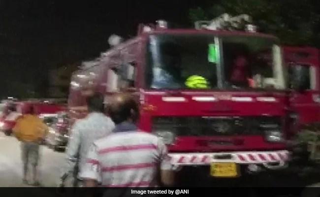 Explosion At Chemical Plant In Maharashtra's Palghar; 5 Injured