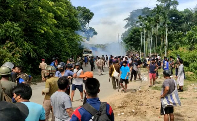 Mizoram Drops Police Case Against Assam Officials Amid Signs Of Truce