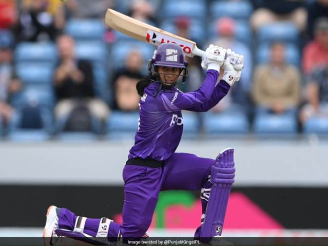 The Hundred: Jemimah Rodrigues Slams 92 Off 43 Balls To Power Northern Superchargers To Victory