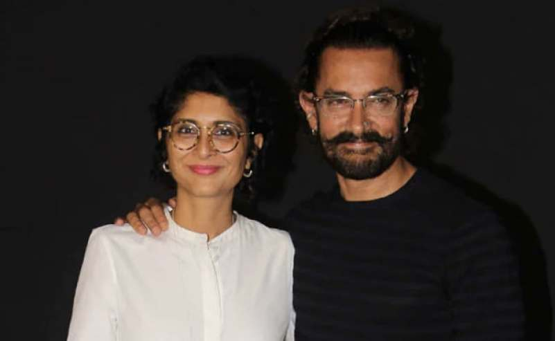 """Aamir Khan And Kiran Rao To Divorce, Will """"Remain Devoted Parents"""" To Son  Azad"""