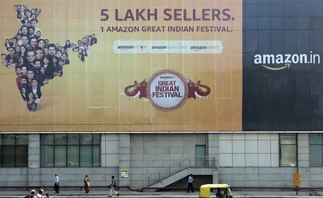 Amazon, Tata Raise Concerns About E-Commerce Rules With Centre: Sources