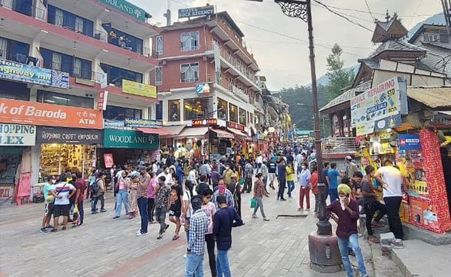 'Want Tourists But...': Himachal Chief Minister's Warning On Overcrowding