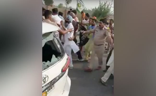 High Alert In Haryana's Sirsa Over Farmers' Protest Against Sedition Case