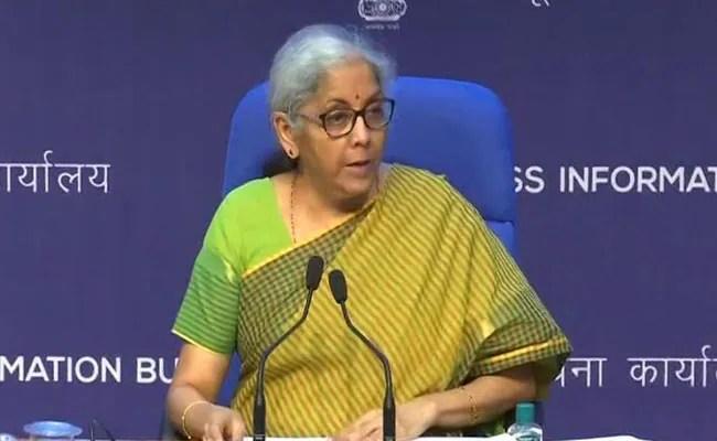 'Not Right At All': Nirmala Sitharaman On 'Anti-National' Barb At Infosys