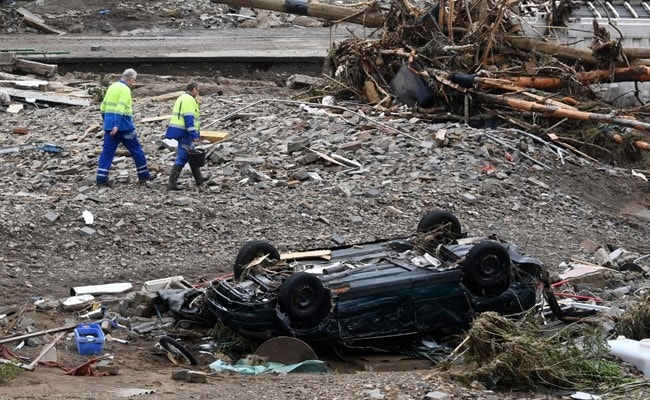 Europe Reels From Worst Floods In Years As Death Count Passes 120
