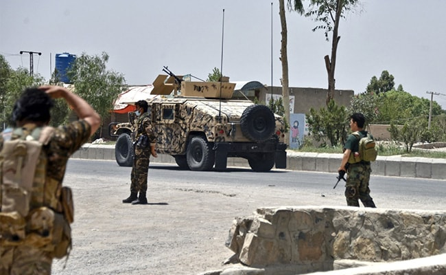Afghanistan To Rush Troops To Border As Taliban Extends Gains