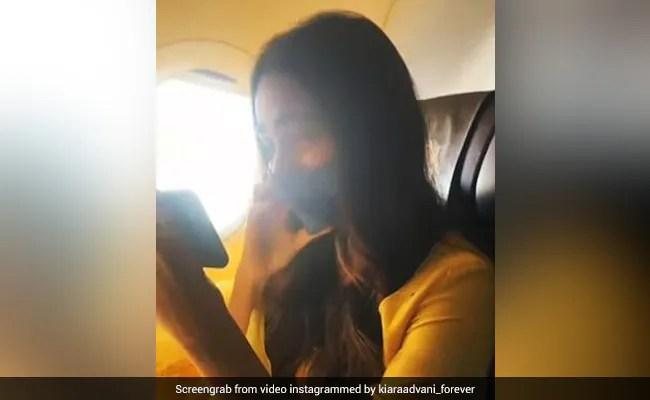Viral: Kiara Advani Broke Down While Watching Shershaah On A Flight
